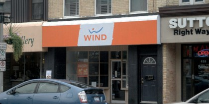 Wind Mobile Stores