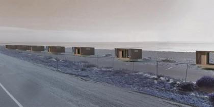 Modern Yurt Rentals