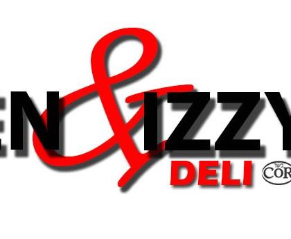 Ben & Izzy's Deli Branding