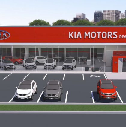 Kia Auto Dealership