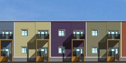 Hawthorne Condominium Towhnouses