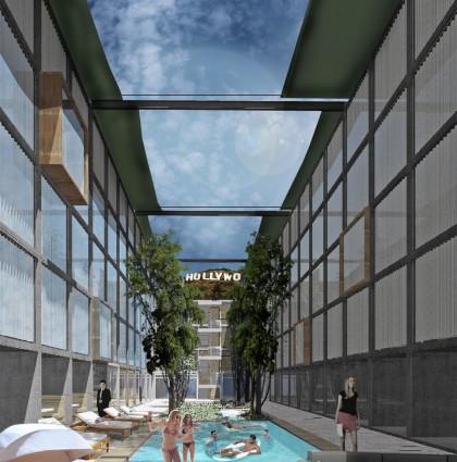 Micro Hotel Concept