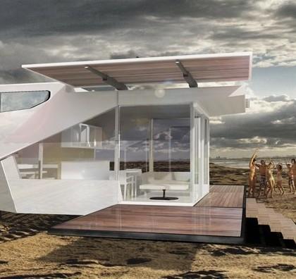 Mobile Recreational Home