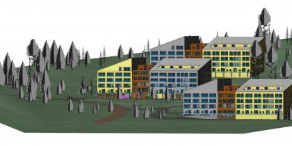 Linnegar Apartments