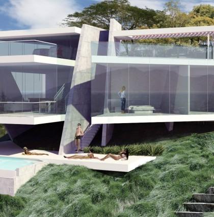 Hollywood Hills House