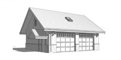 Lake Brazaux Garage