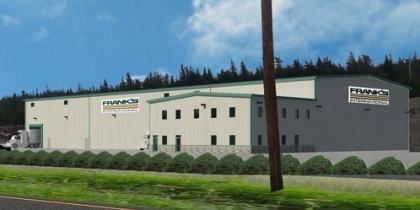 Hazardous Waste Processing Plant