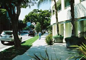 6th Avenue Streetscape