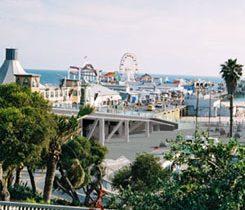 Santa Monica Pier Alteration